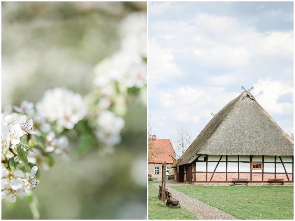 Obstblüte Hochzeit