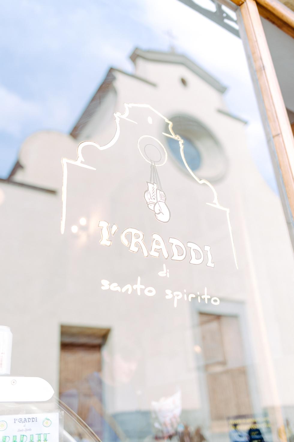 Trattoria Raddi Firenze Santo Spirito
